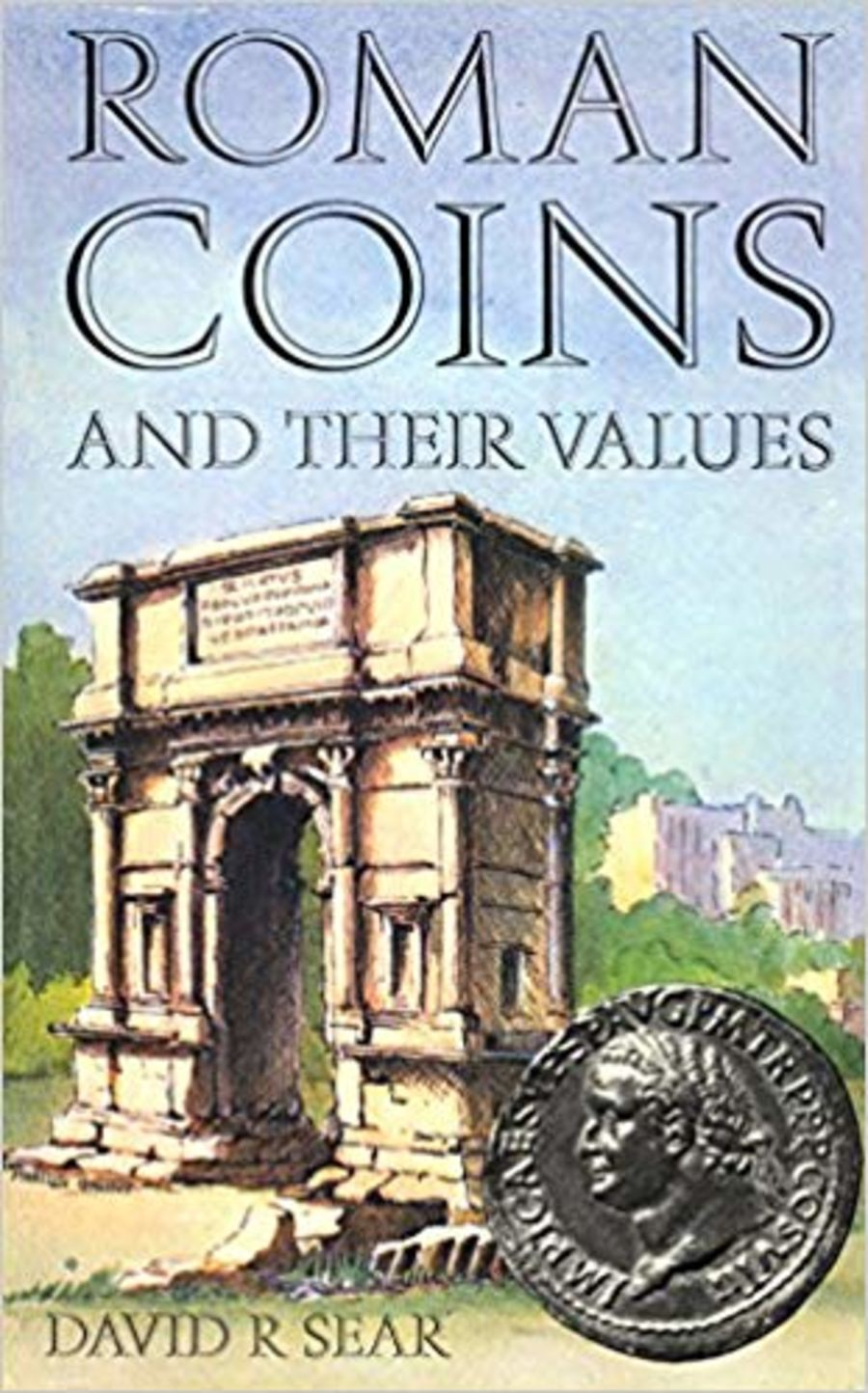 Roman coins and their values, Second edition