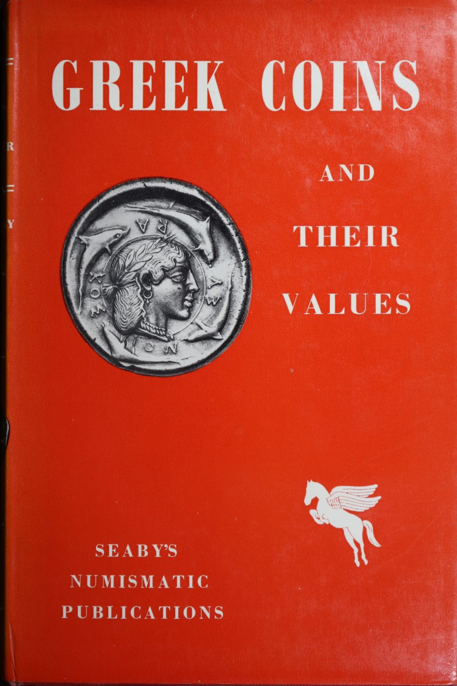 Greek coins and their values, 2nd edition, H. A. Seaby