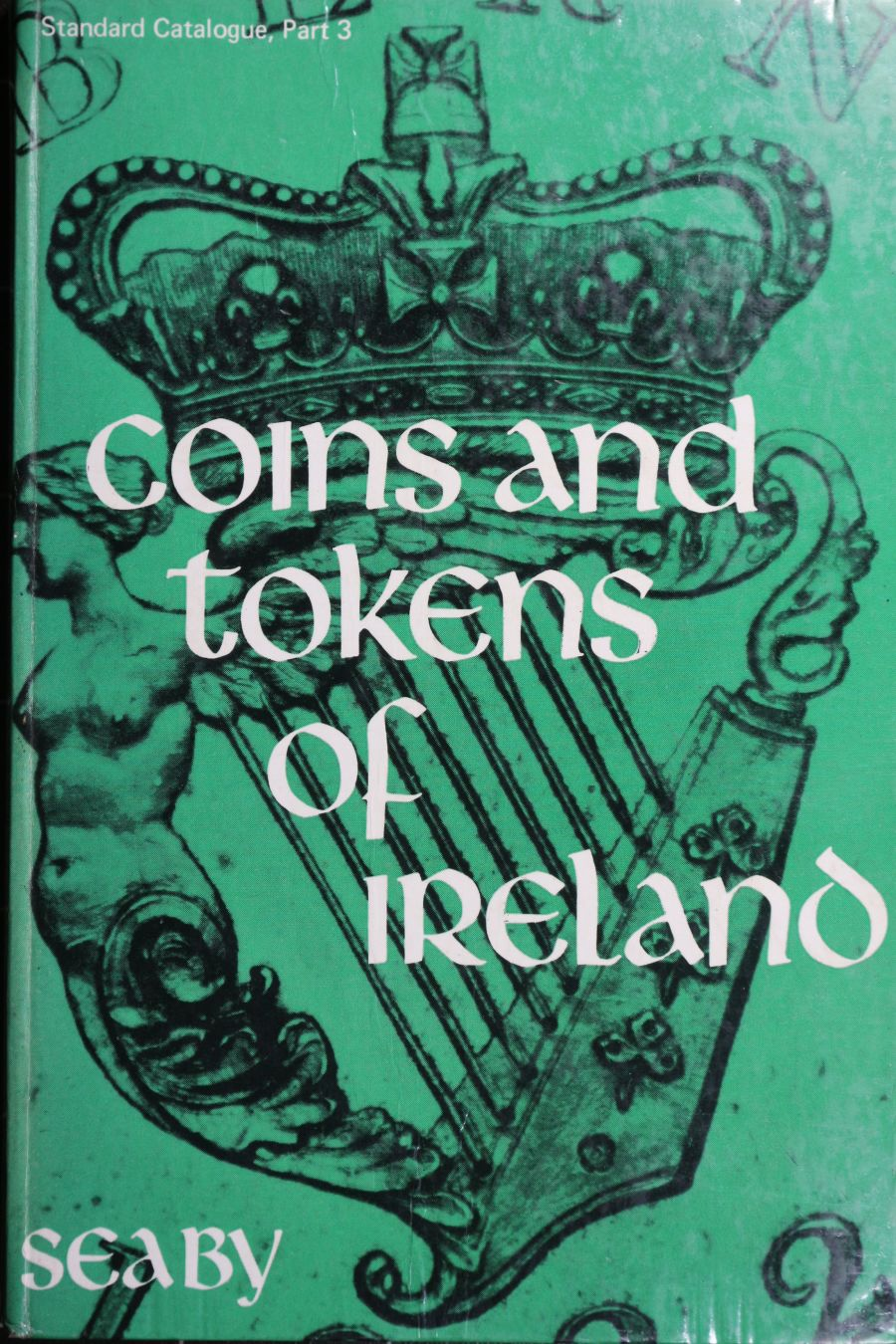 Coins and tokens of Scotland, Peter Seaby, First edition