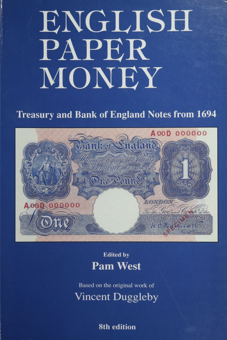 English Paper Money Treasury and Bank of England notes from 1694