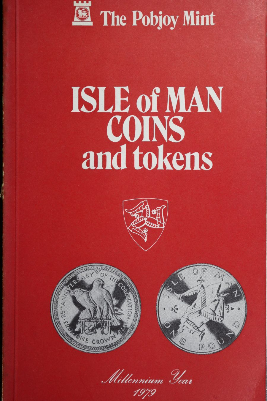 Isle of Man coins and tokens, The Pobjoy Mint, Millenium year 1979