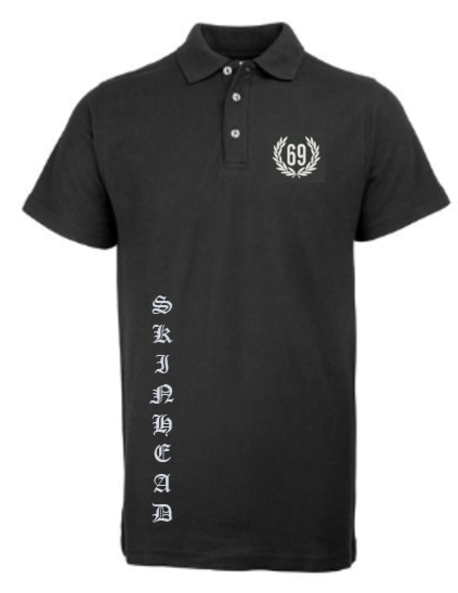 Skinhead Polo Shirts