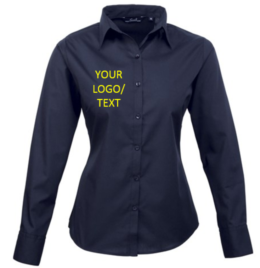 Ladies Workwear Shirt