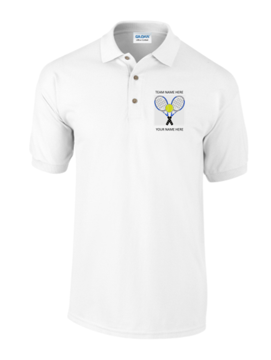 Tennis Polo Shirts