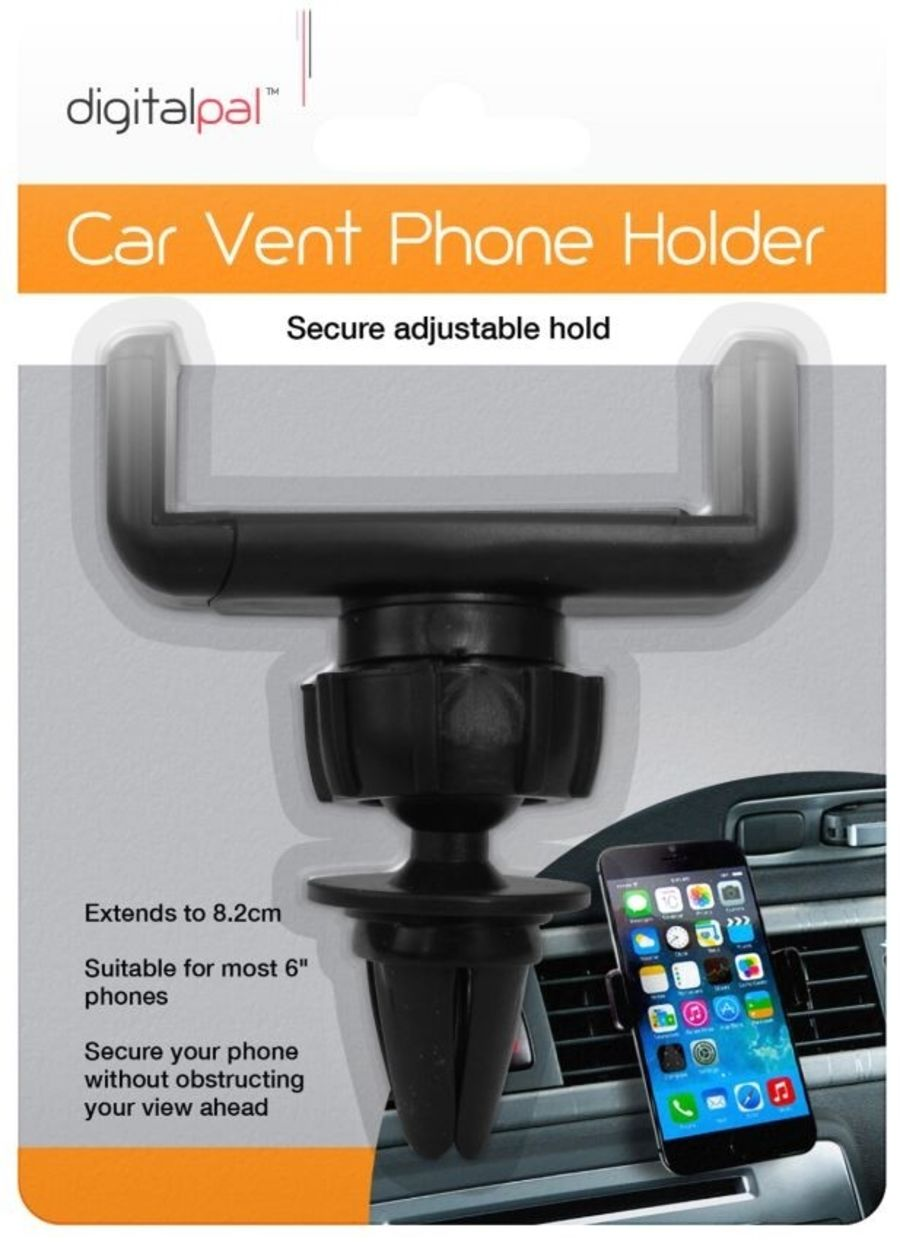 Air Vent Mount Holder for all Phones