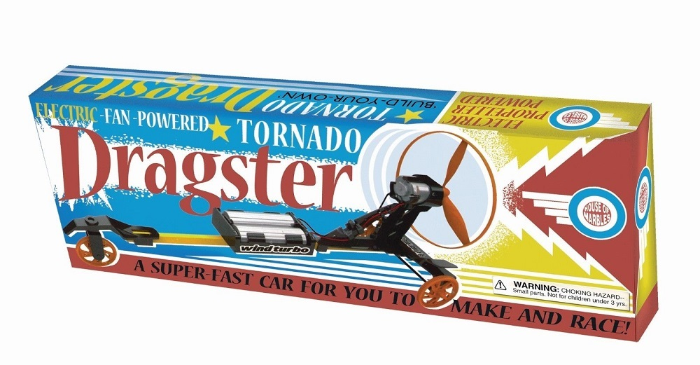 Tornado Dragster Racing Car Kit