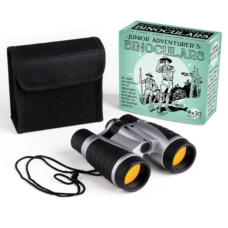 Junior Adventurer Kids  Binoculars
