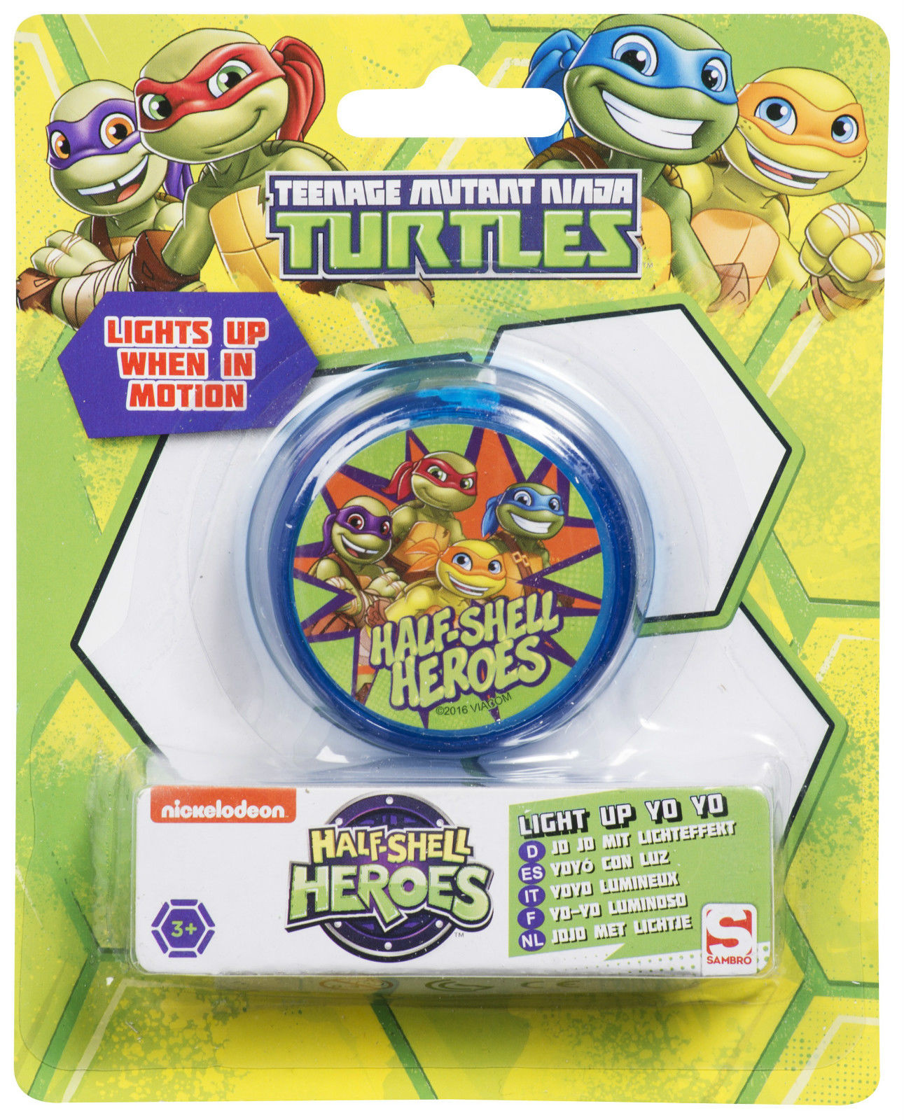 Half-Shell Heroes Light Up Yoyo