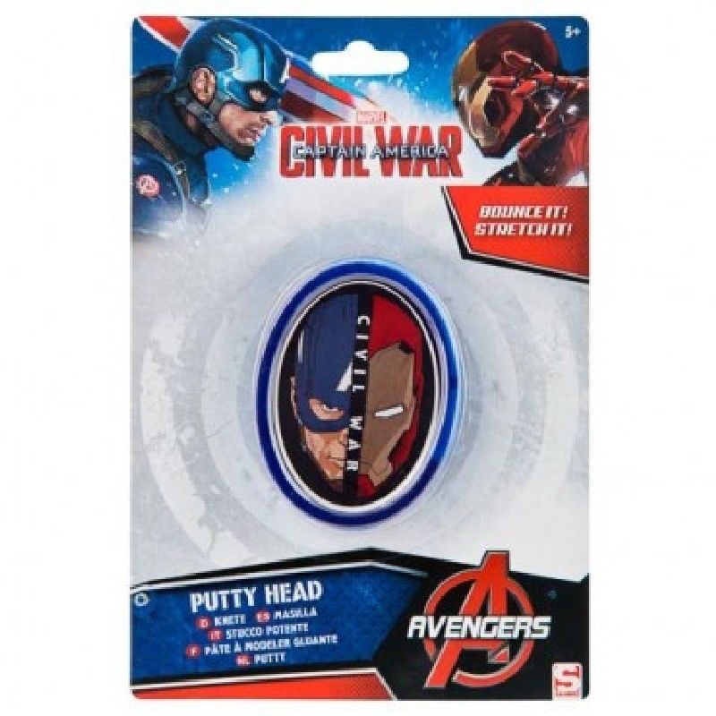 Captain America Civil War Putty Head