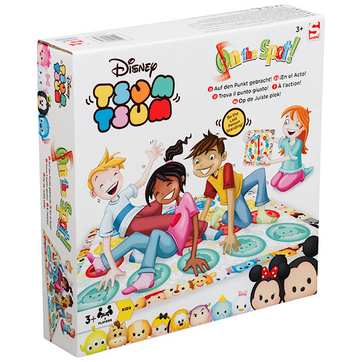 Disney Tsum Tsum On The Spot Game Set