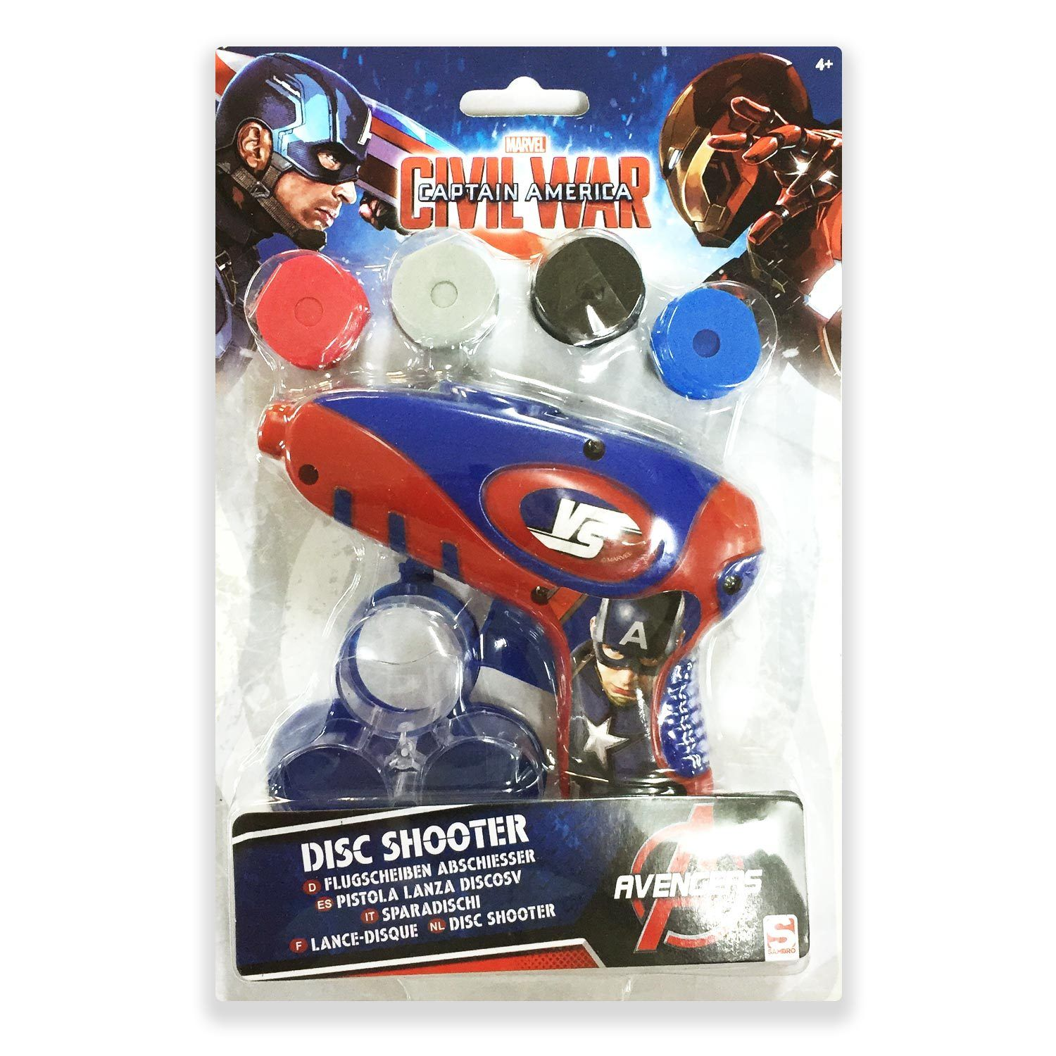 Captain America Civil War Shooter