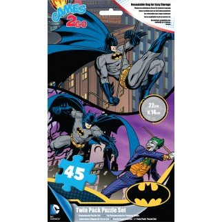 Games 2Go Batman Small Jigsaw Puzzle