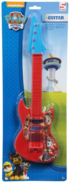Nickelodeon Paw Patrol Toy Guitar