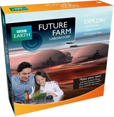 BBC Earth Future Farm Laboratory Set