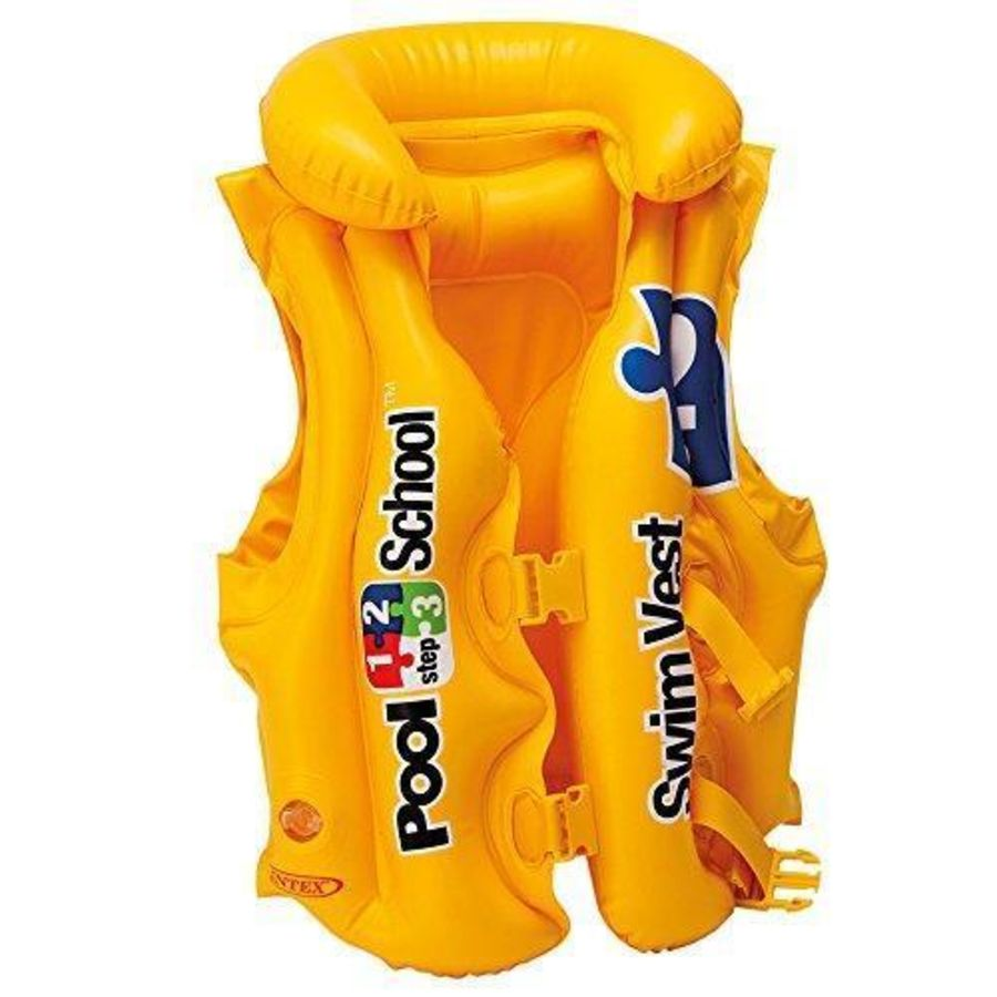 Kids Inflatable Swimming Pool Vest