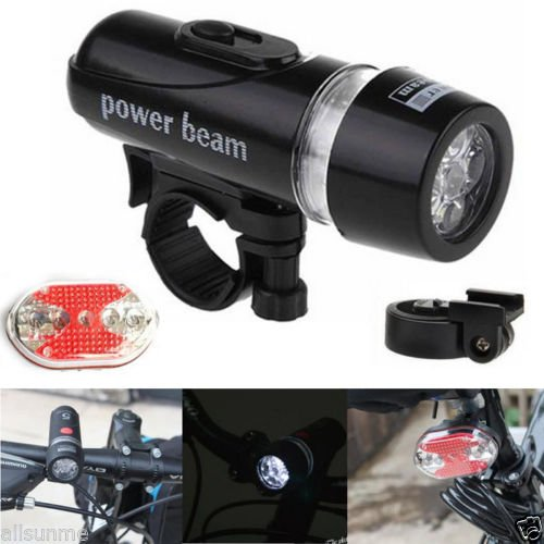 Waterproof Bicycle Front Head Light