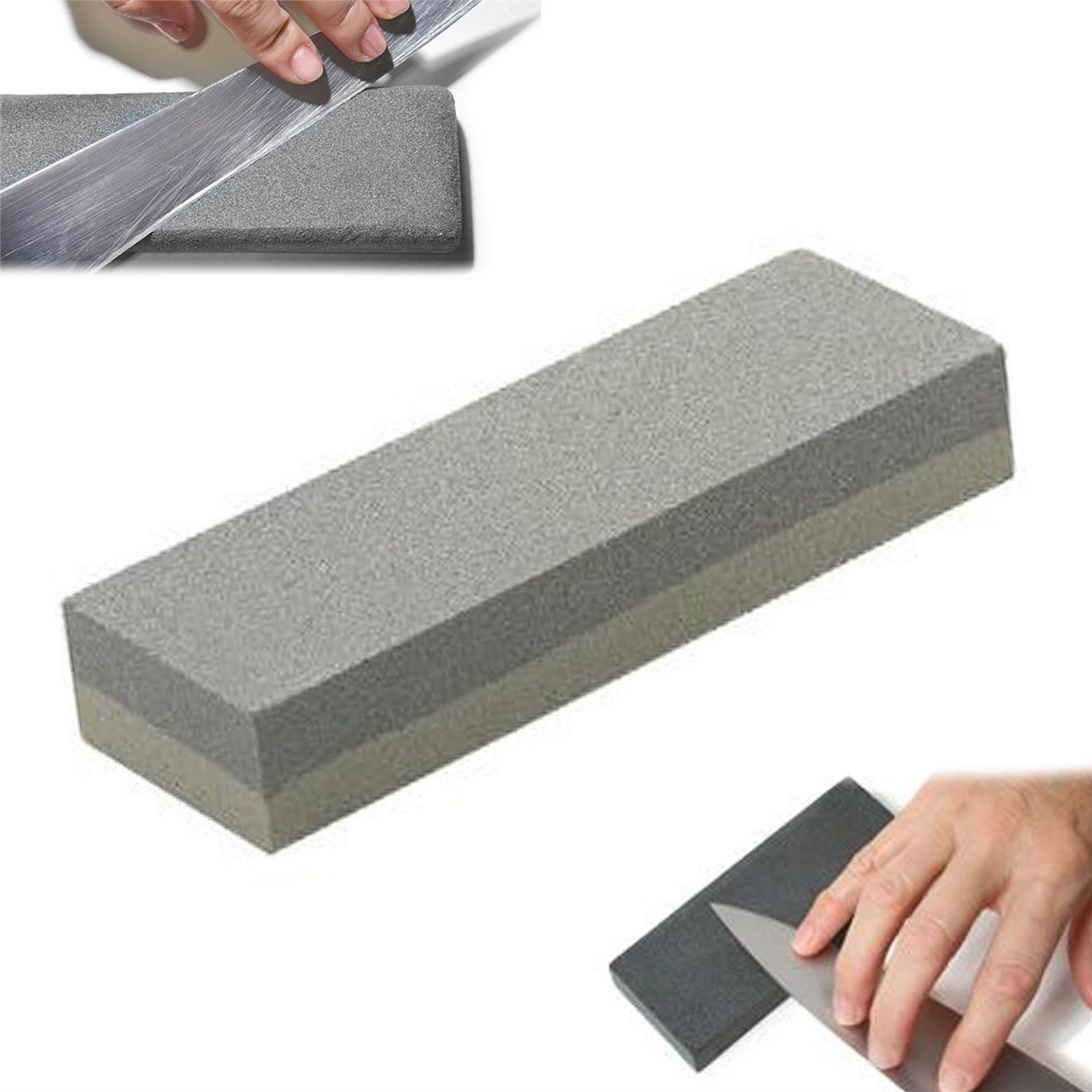 Double Sided Knife Sharping Stone