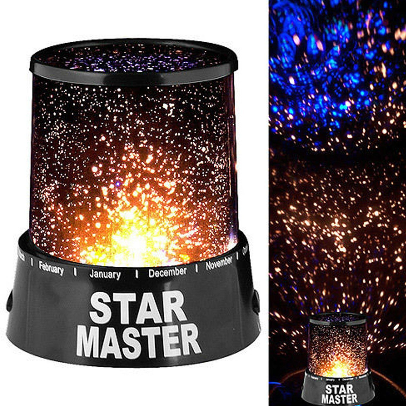 Children Star Nights Led Light