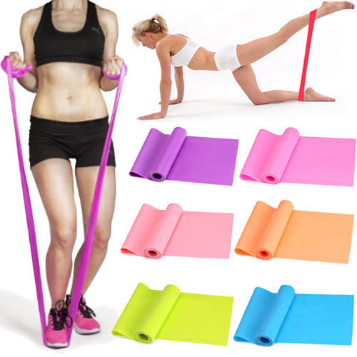 Aerobics Stretch Resistance Bands