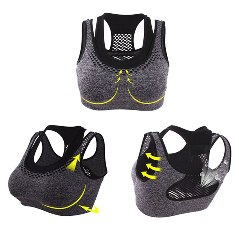 Running Yoga Workout Fitness Bra