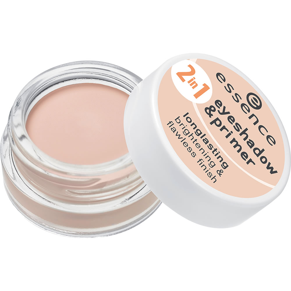 2in1 Eyeshadow Primer Nude Beige by
