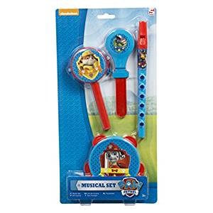 Paw Patrol Fun Musical Set