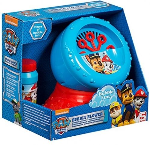 Paw Patrol Fun Bubbles Blower