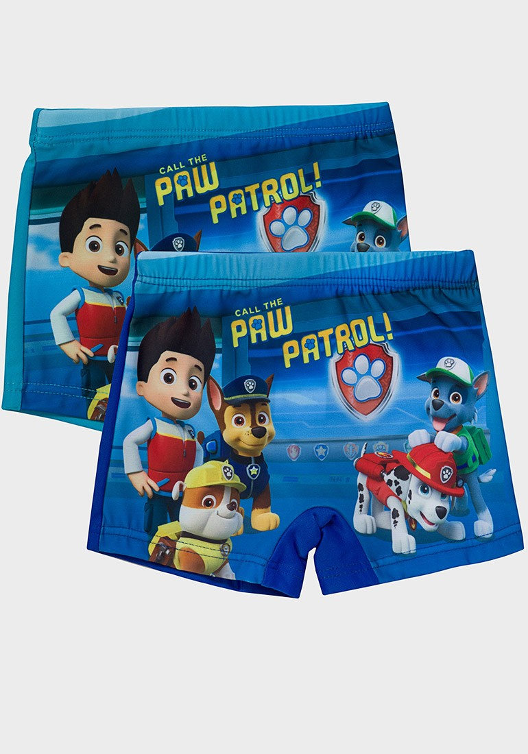 Paw Patrol Design Boys Swimming Shorts