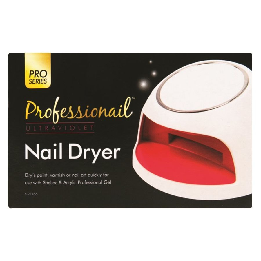 Professional Ultraviolet Nail Dryer Machine