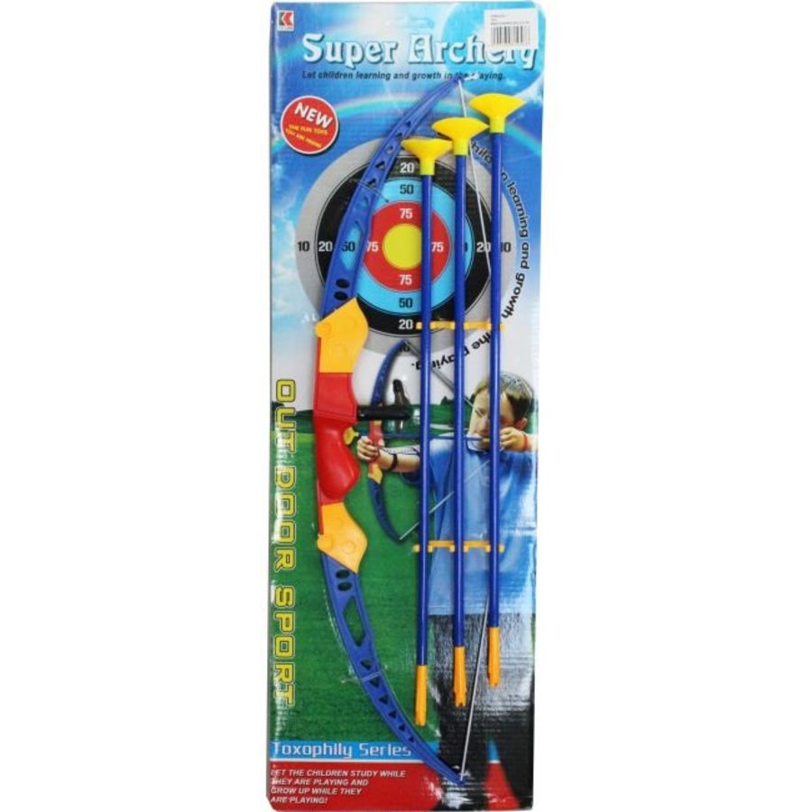 Super Archery Set with Target Board