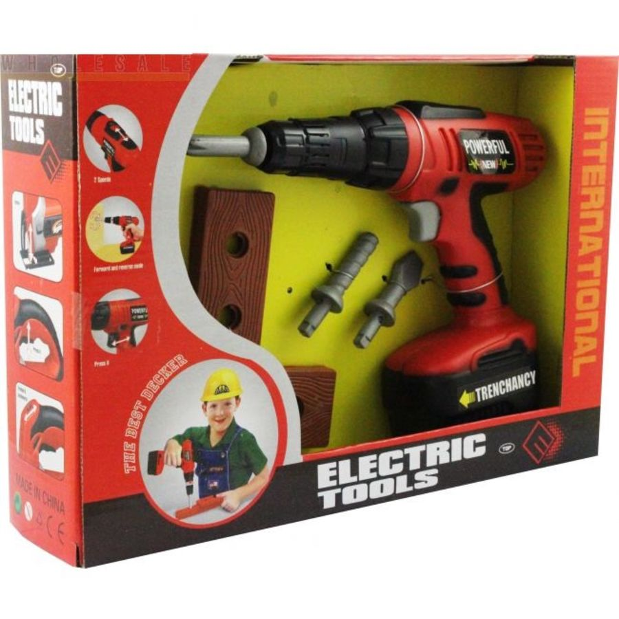 Toy Electrical Power Drill