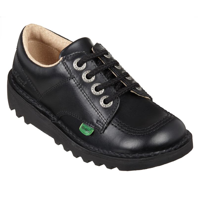 junior kickers school shoes