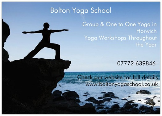 Bolton Yoga School - Green Man Gifts