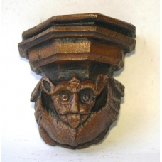 Gothic Bat Corbel from Beverley Minster