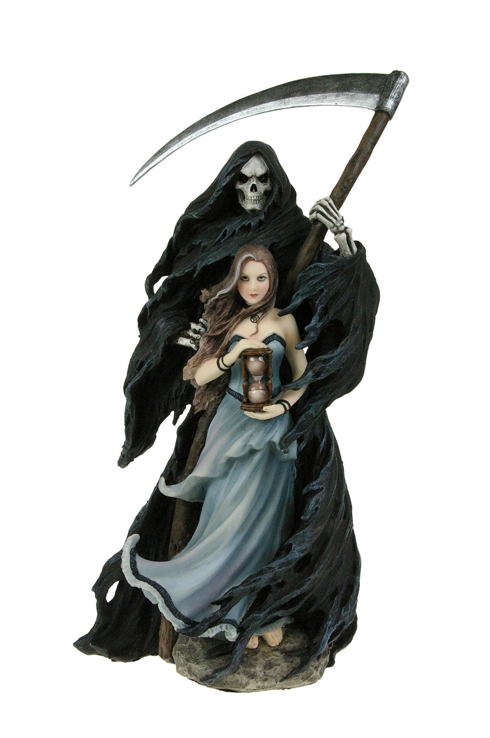 Nemesis Now Summon The Reaper Figurine By Anne Stokes