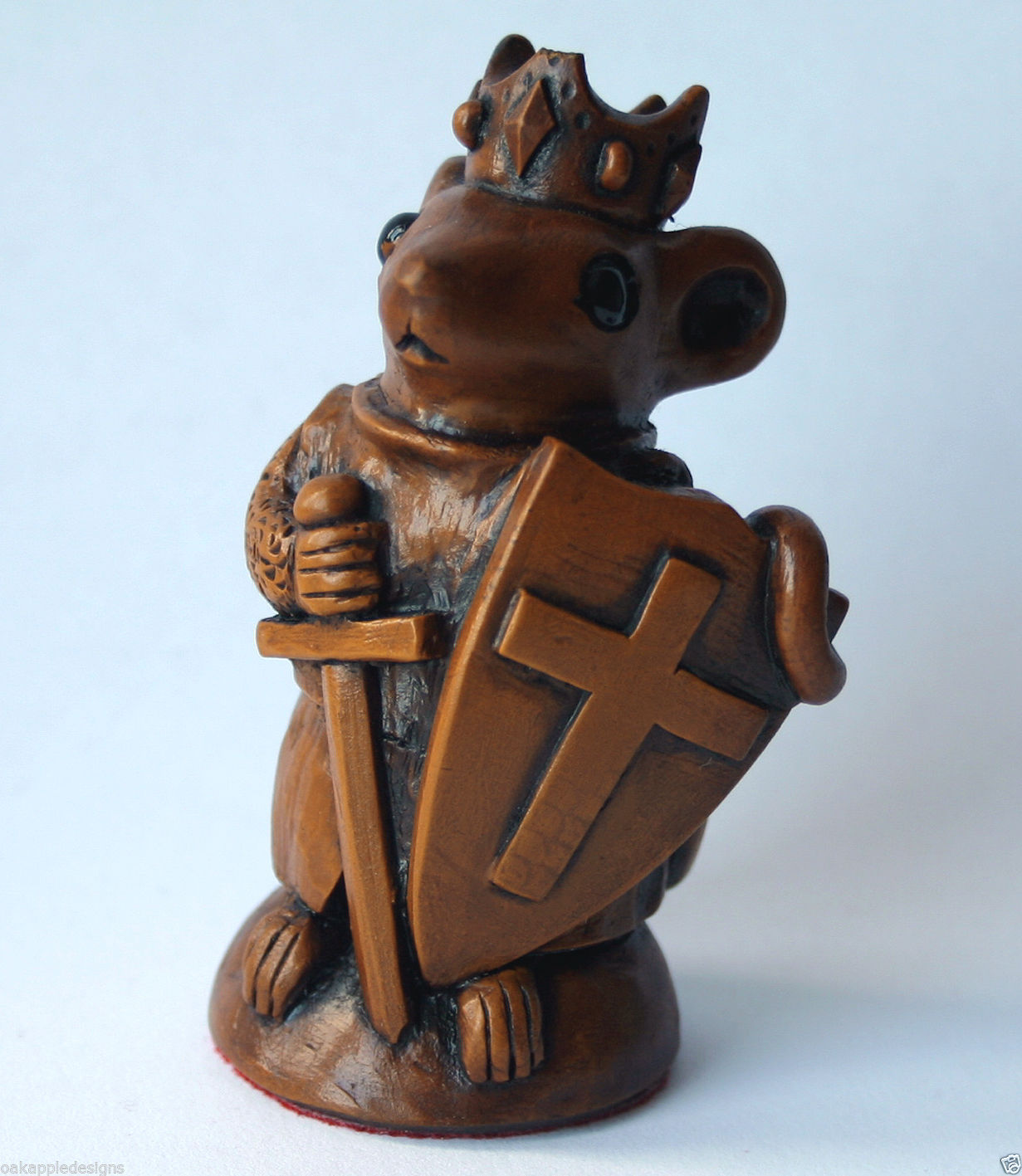Church Mouse Ornament King Richard the Lion Heart