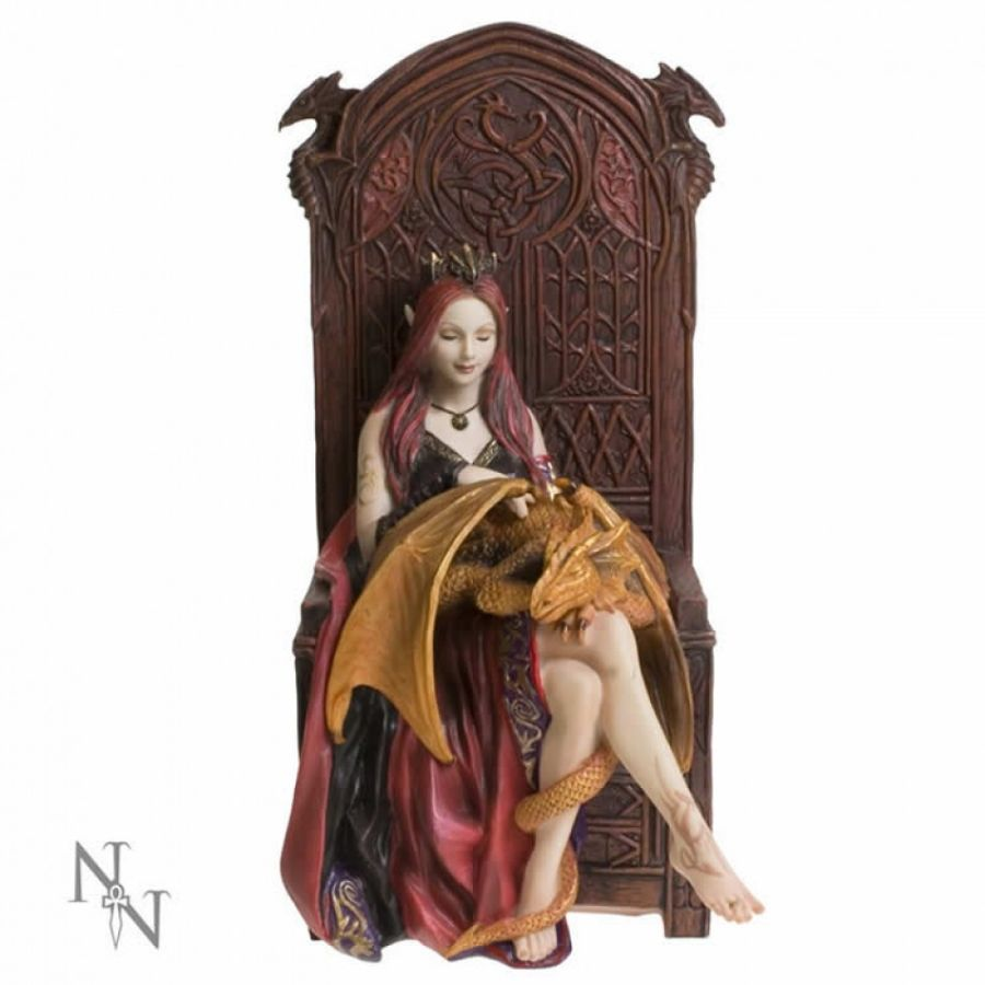 Nemesis Now Friend Forever Figurine by Anne Stokes