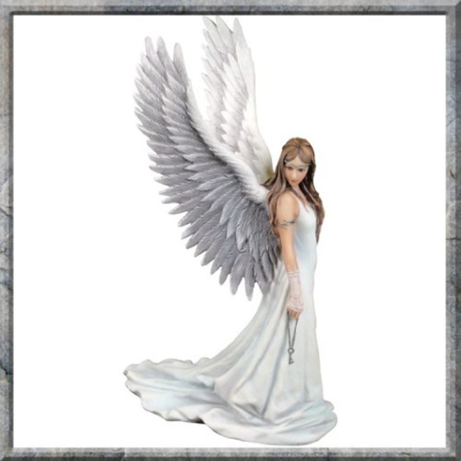 Nemesis Now Spirit Guide Figurine by Anne Stokes