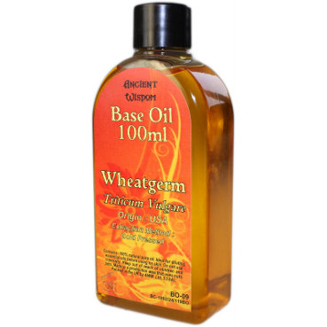 Wheatgerm 100ml Base Oil