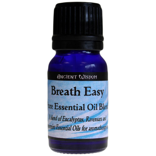 Breath Easy Essential Oil Blend - 10 ml
