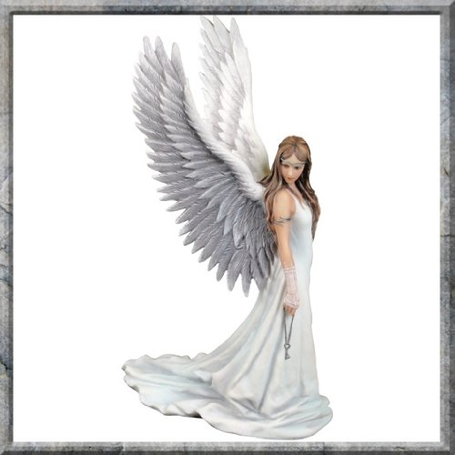 Spirit Guide Gothic Lady Figurine by Anne Stokes Nemesis Now