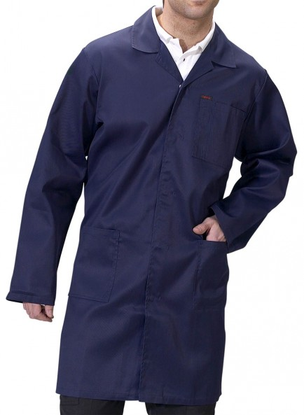 Click Polycotton Warehouse Coat