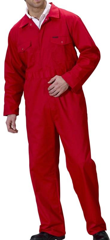 Click Stud Front Boilersuit