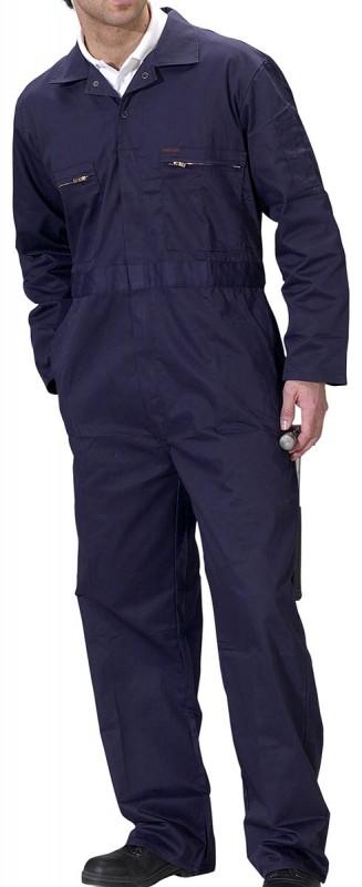 Click Zip Front Boilersuit
