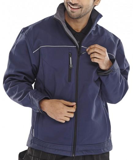 Click Softshell Jacket