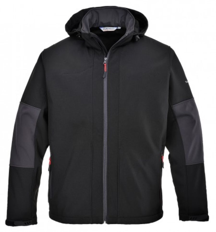 Portwest Softshell with Hood