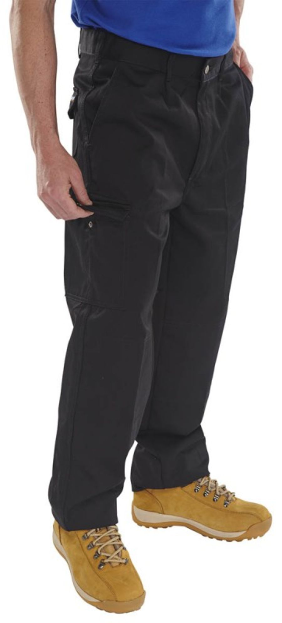 Click 9oz Knee Pad Work Trousers