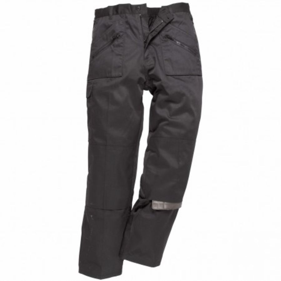 Portwest Action Trousers with Back Elastication