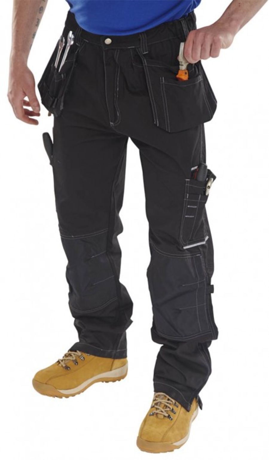 Click Shawbury Multi Pocket Trouser
