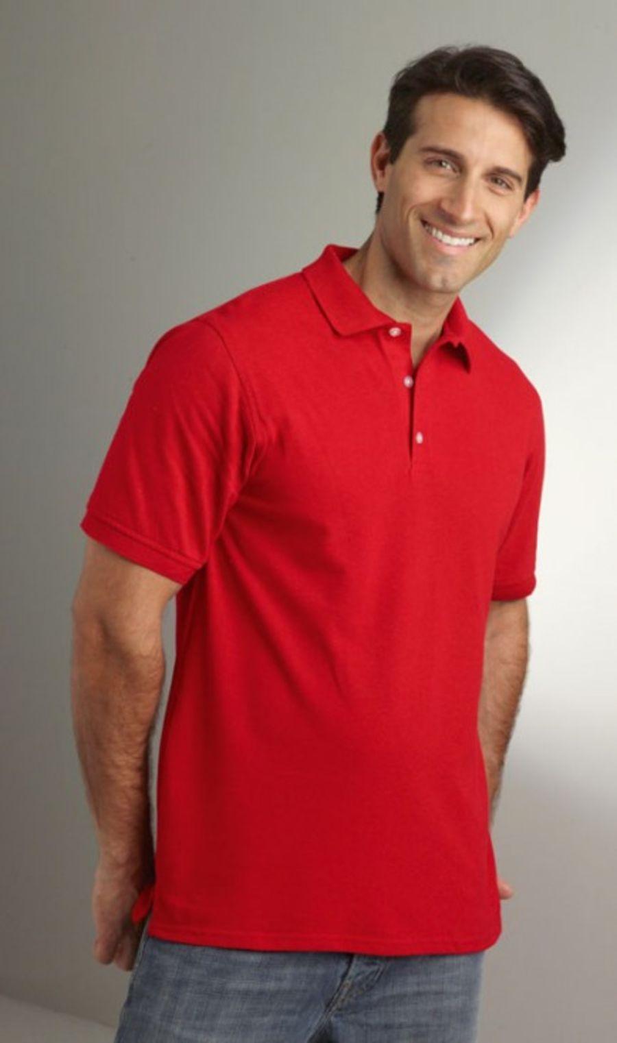 Gildan Premium Pique Polo Shirt